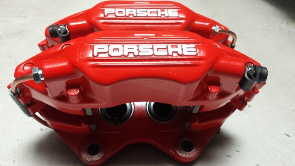 Brembo remklauw revisie Porsche